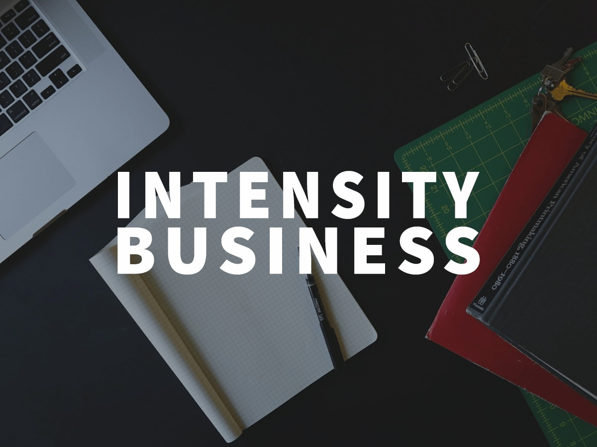 Intensity Child - Business WordPress template for business