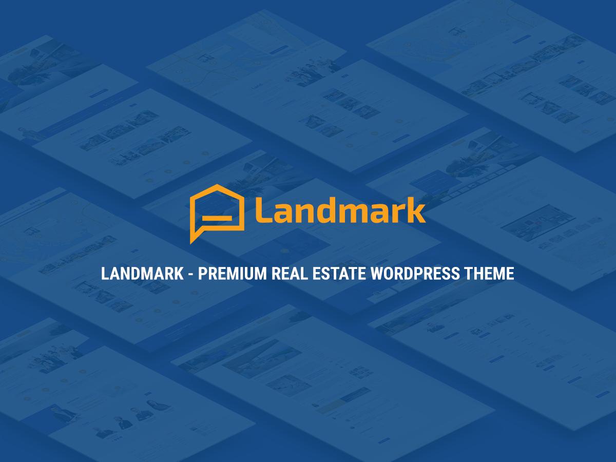 NOO Landmark WordPress real estate