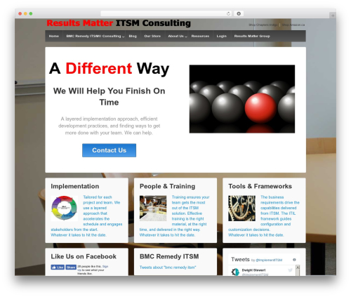Responsive WordPress free download - itsm.resultsmatterinc.com