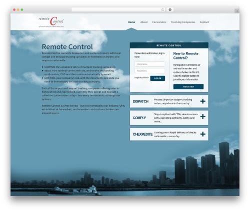 WordPress website template Ex Works, Inc. - remotecontrolamerica.com