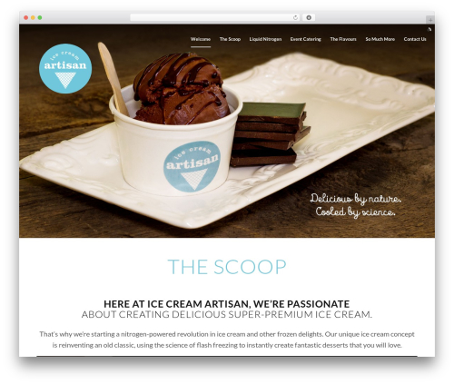Free WordPress Simple Facebook Page Widget & Shortcode plugin - icecreamartisan.ca