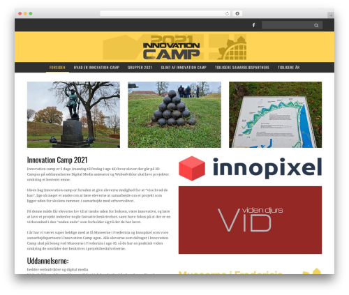 Yorkpress theme WordPress - innovation-camp.info