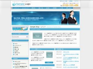 biz02 WordPress theme