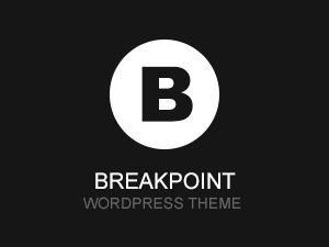 BreakPoint WordPress theme