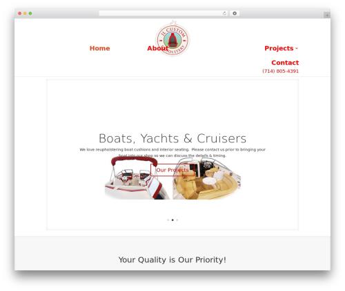 ChildOfDivi WordPress shop theme - fullertonupholstery.com