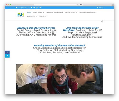 WordPress monarch plugin - fablabhub.org