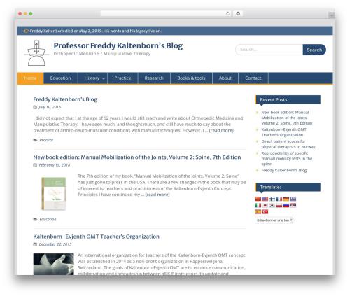 Education Hub WordPress free download - freddykaltenborn.com