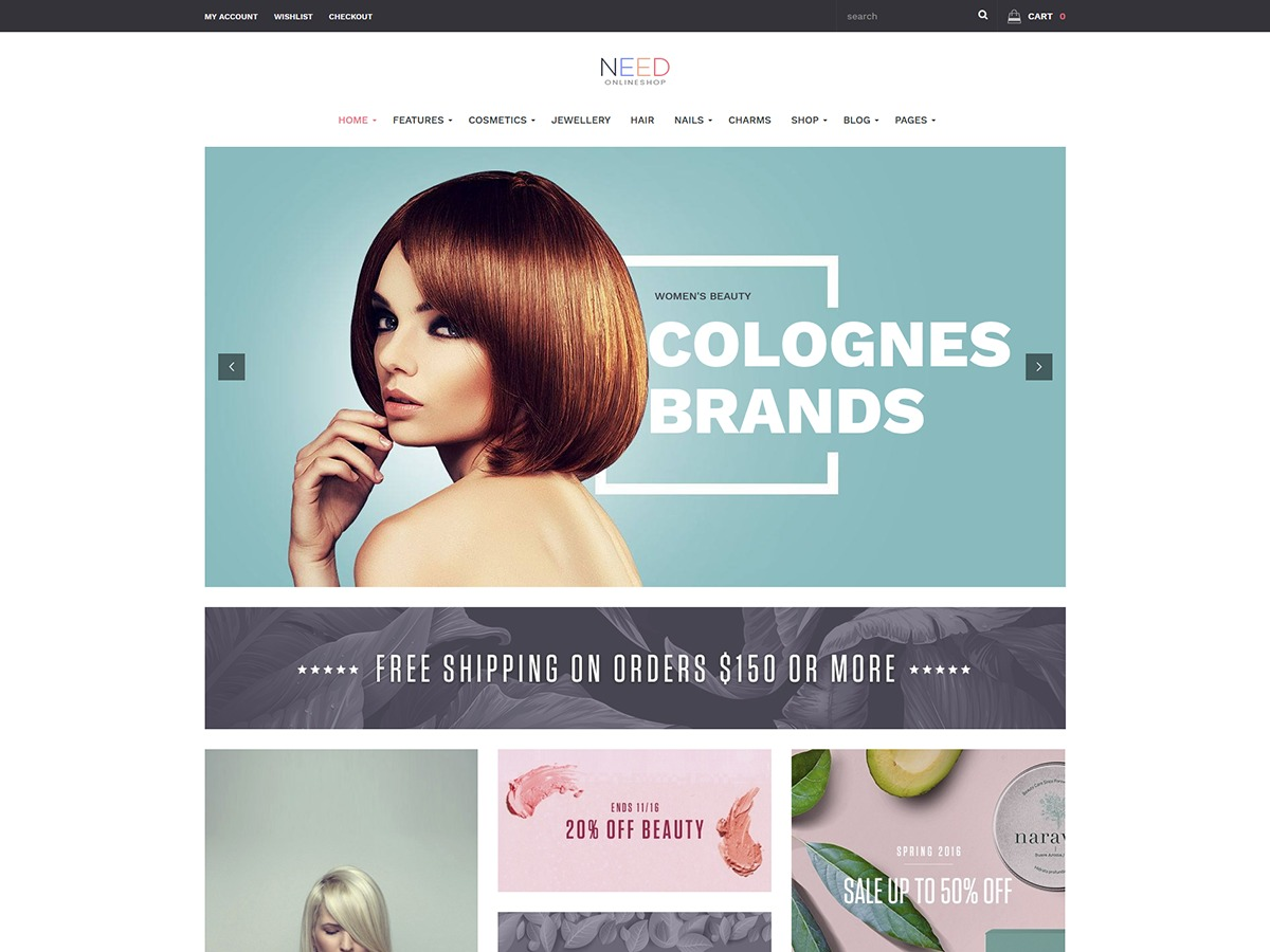 Need WordPress store theme