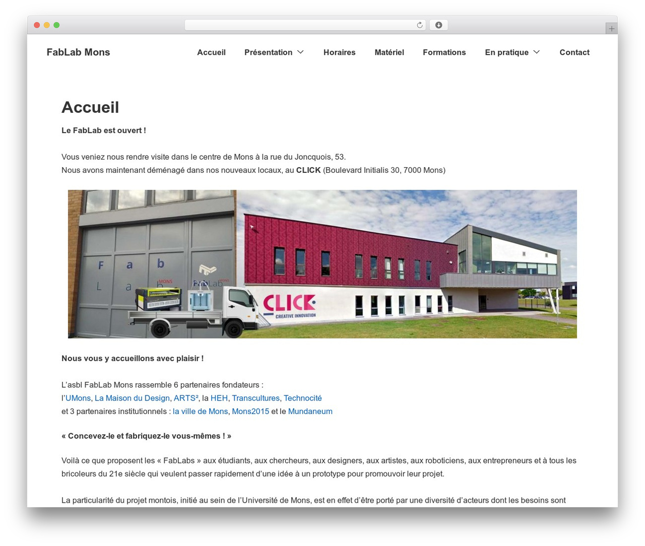 Responsive WordPress free download - fablabmons.be
