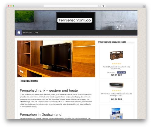 Sahifa WordPress theme - fernsehschrank.co