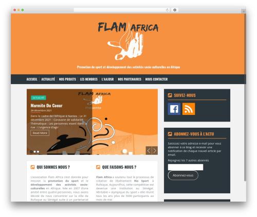 Free WordPress WP Responsive Recent Post Slider plugin - flamafrica.com
