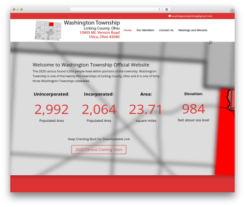 WordPress theme Divi - washingtontwplicking.com
