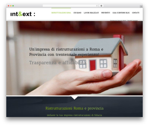 Avada best WordPress theme - inteext.it