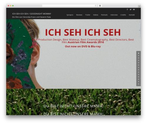 Theme WordPress Divi - ichsehichseh.at