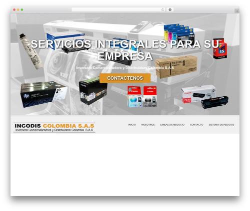 WP template SKT White - incodiscolombiasas.com