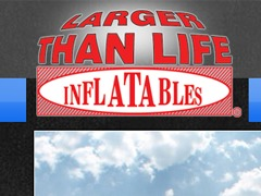 Template WordPress Larger-Than-Life-Inflatables