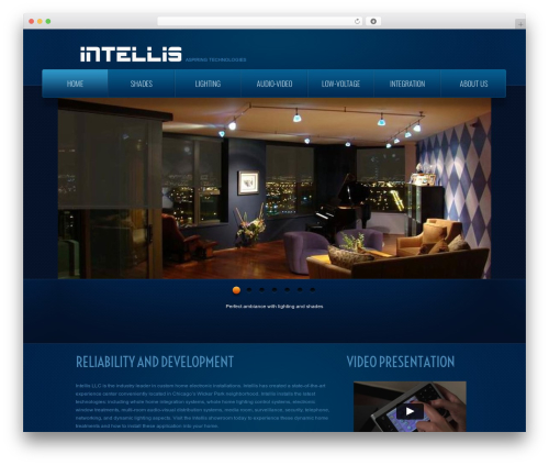 theme1866 best WordPress theme - intellis.us
