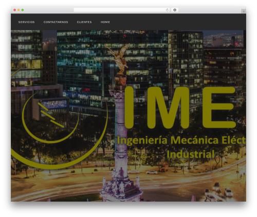 Free WordPress Contact Widgets plugin - imeimexico.com