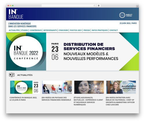 Free WordPress Business Directory Plugin plugin - inbanque.com