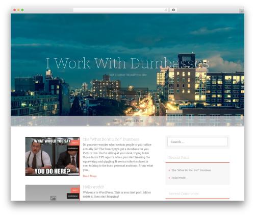 Freak WordPress theme free download - iworkwithdumbasses.com