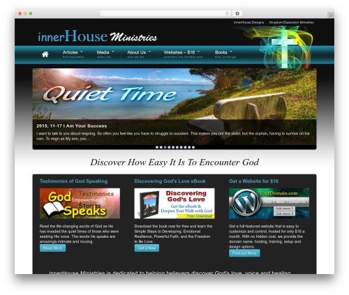 Free WordPress Recurring PayPal Donations plugin - innerhouse.org