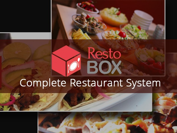WP template Restobox