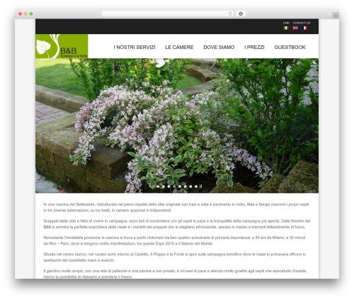 Best WordPress theme Hotec - ilpioppoelafonte.it
