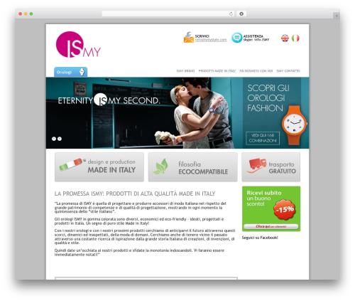 Free WordPress FancyBox plugin - ismystyle.com