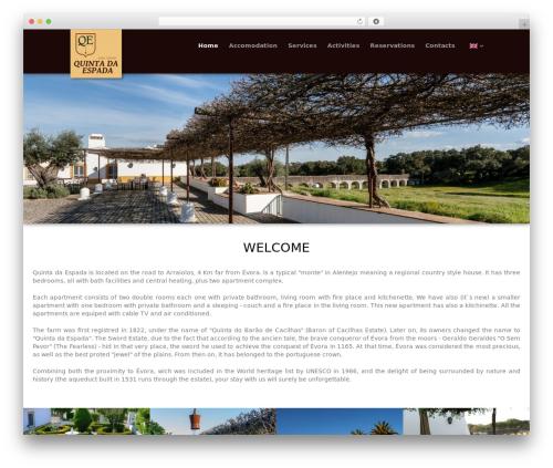 Free WordPress Slideshow Satellite plugin - quintadaespada.pt