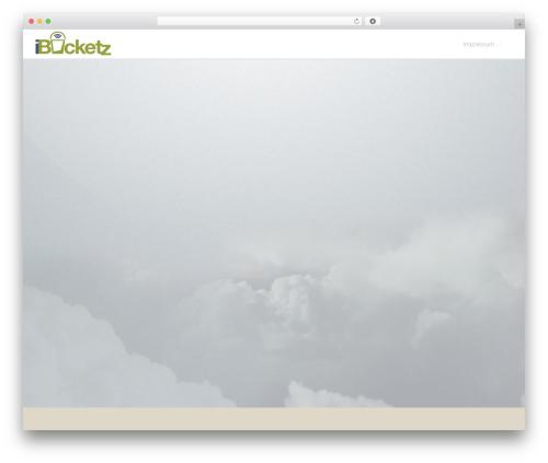 Tucson WordPress page template - ibucketz.de