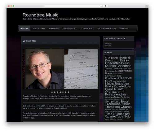 Free WordPress Weaver Show Sliders plugin - roundtreemusic.com
