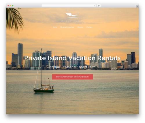 Sydney WordPress template free download - islandleasing.com