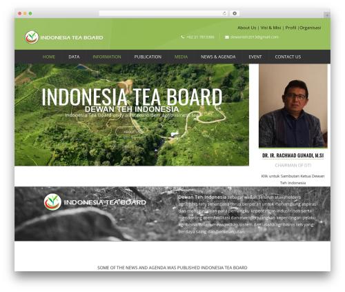 Free WordPress Tabs plugin - indonesiateaboard.org