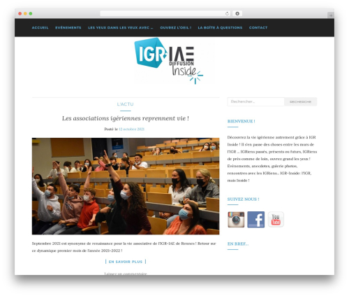 Template WordPress Activello - igr-inside.com