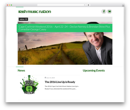 WP template Dubstep - irishmusicnation.com