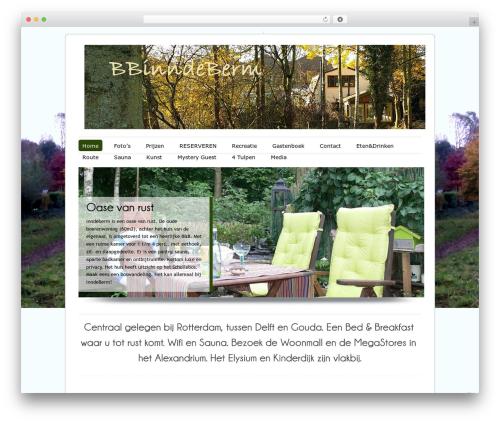 Free WordPress Shashin plugin - inndeberm.nl