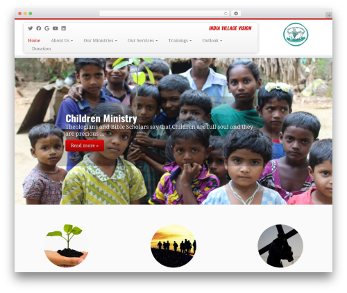Free WordPress WP Featured Content and Slider plugin - indiavillagevision.org
