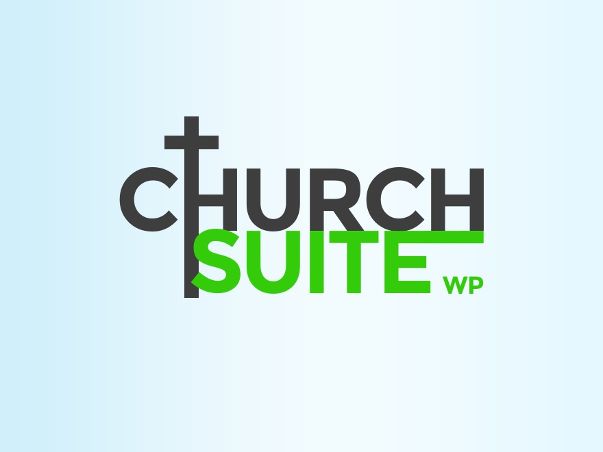 Church Suite Child WordPress page template
