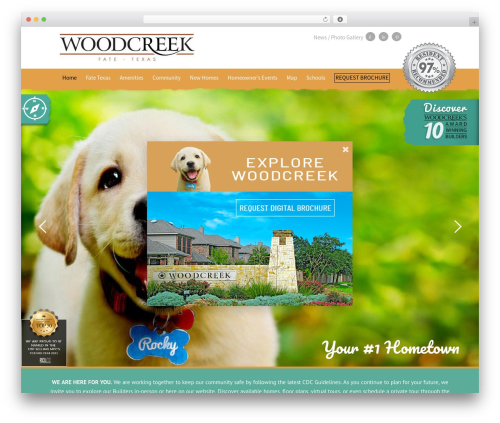 WordPress ml-slider-pro plugin - woodcreekfate.com