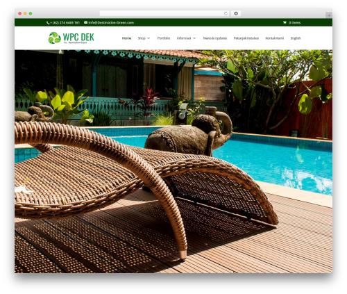Divi best WordPress theme - wpcdek.com