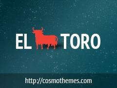 El Toro WordPress theme