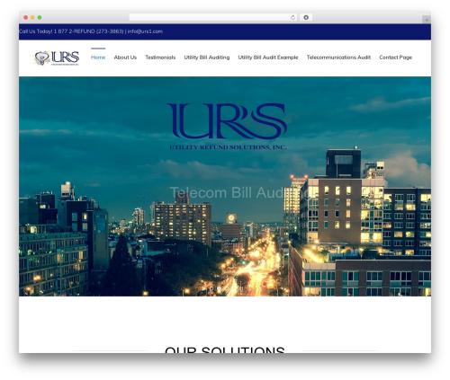 Genesis WP template - utilityrefundsolutions.com