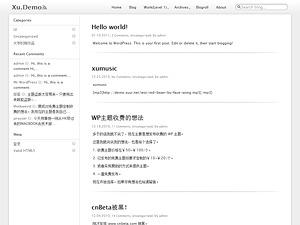 iLost top WordPress theme