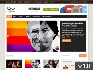 NewsMag by MyThemeShop best WordPress magazine theme
