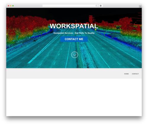 SKT White WP template - workspatial.com