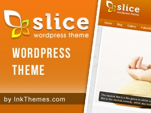 Slice Pro Responsive Theme theme WordPress