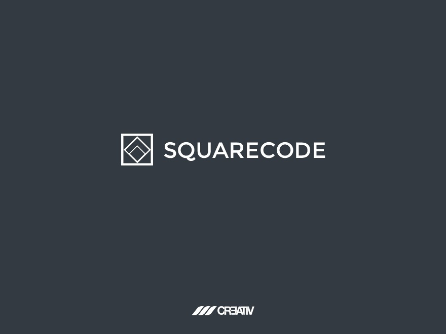 Template WordPress SQUARECODE-WP