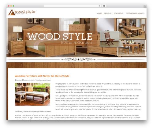 Terminal Lite WordPress free download - woodstyles.info