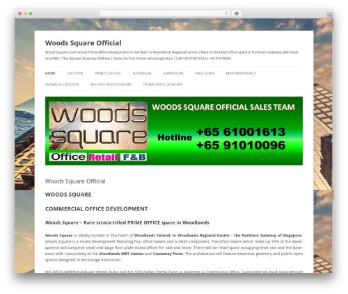 Free WordPress Author hReview plugin - woodssquareofficial.com