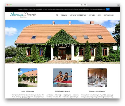 WordPress theme Blame - worowydworek.eu/pl